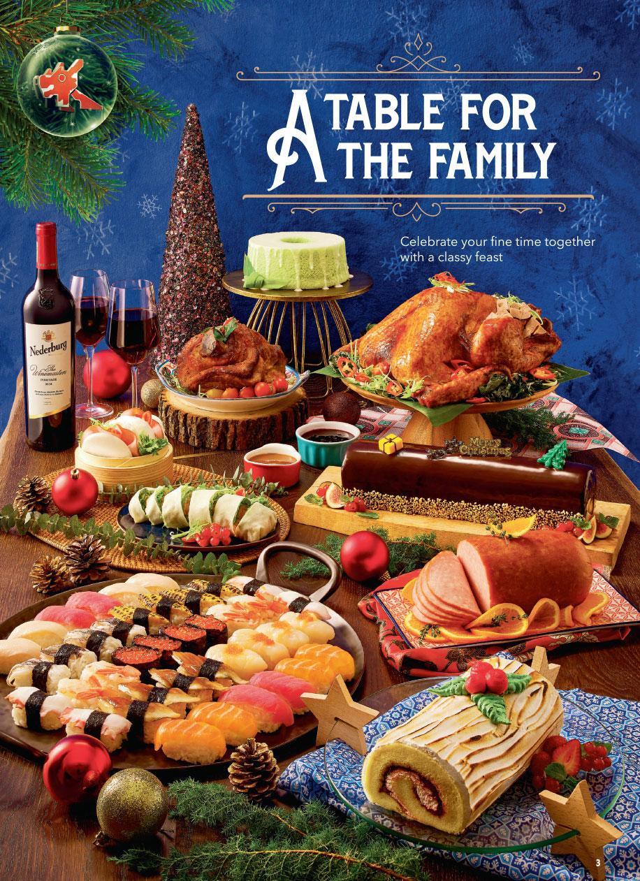 FairPrice Christmas Catalogue 2020 - Feast