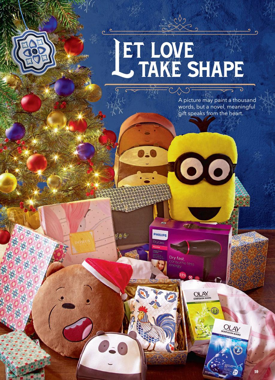FairPrice Christmas Catalogue 2020 - Christmas Gifting