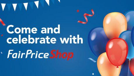 FairPrice Shop Anniversary