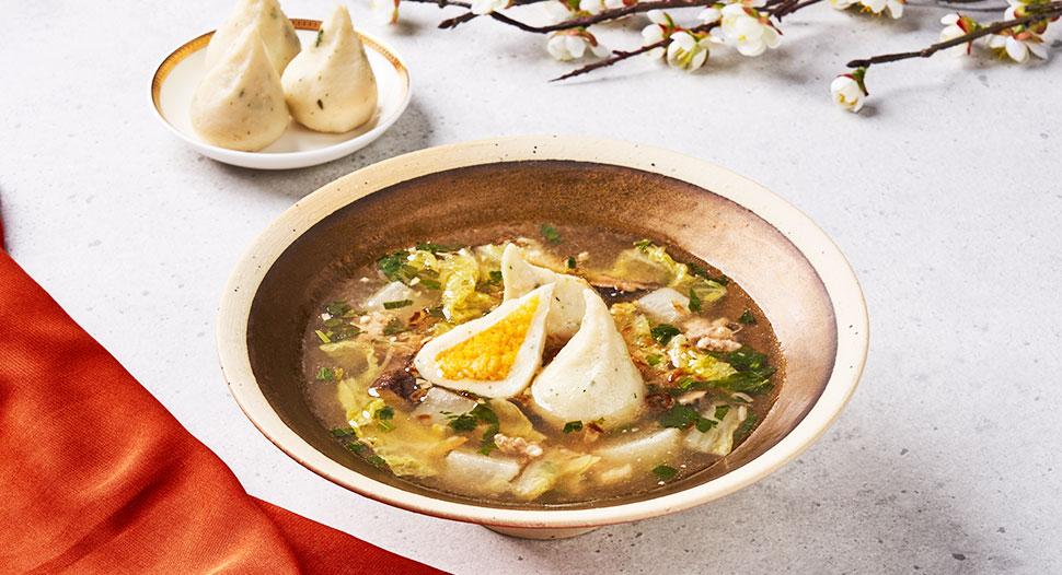 Family Treasure Soup