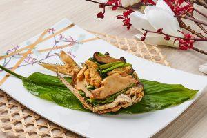 Australian Premium Wild Abalone With Pomfret