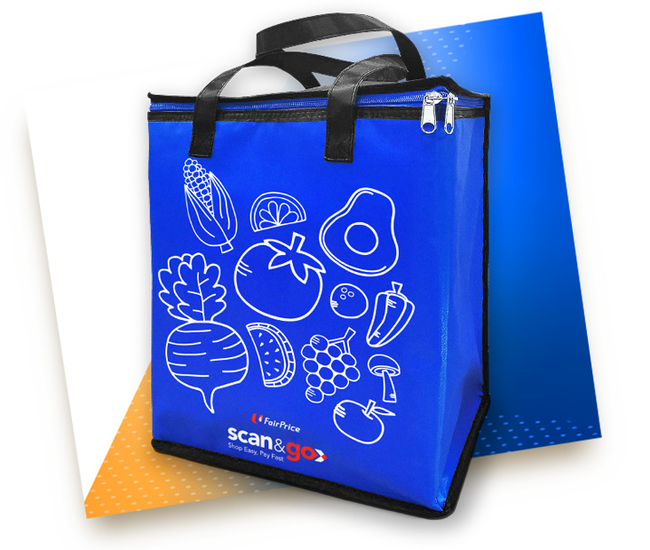 Scan & Go Limited Edition Chiller Bag