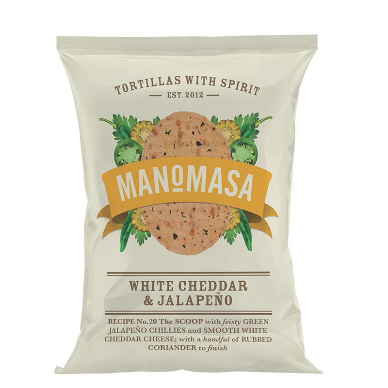 MANOMASA Tortilla Chips – Assorted