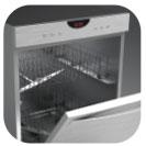Dishwasher safe*