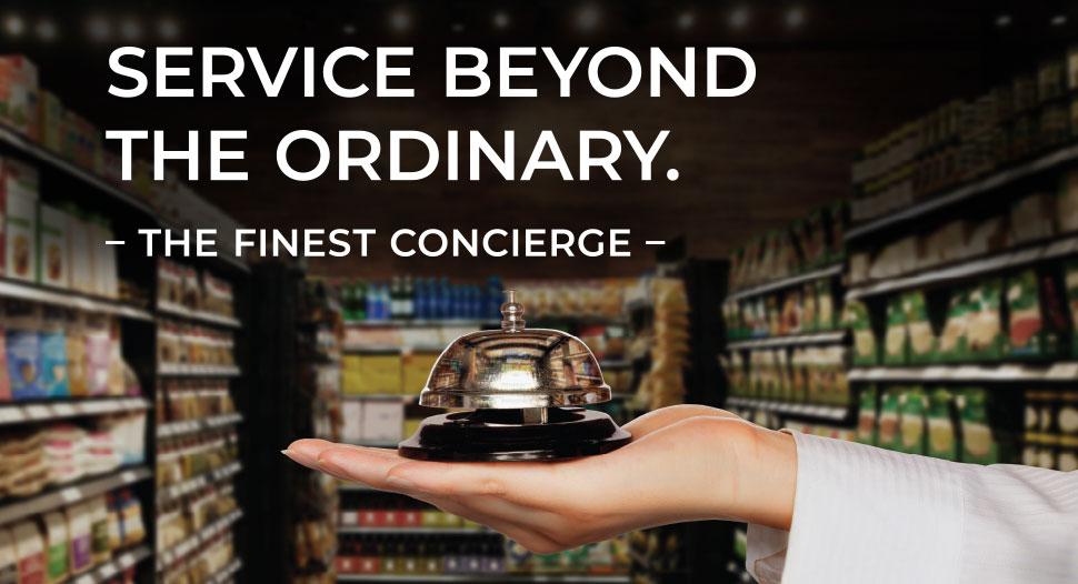 FairPrice Finest Concierge