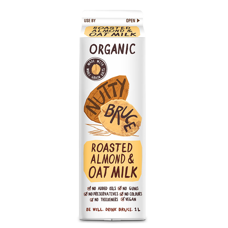UTTYBRUCE Almond Milk – Assorted