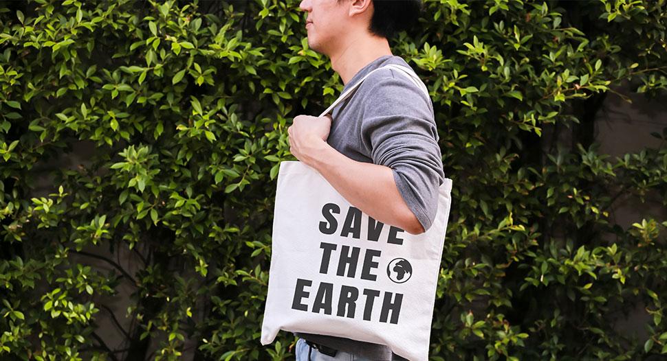 FairPrice's No Plastic Bag initiative