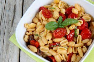 Sardinian Gnocchi Salad