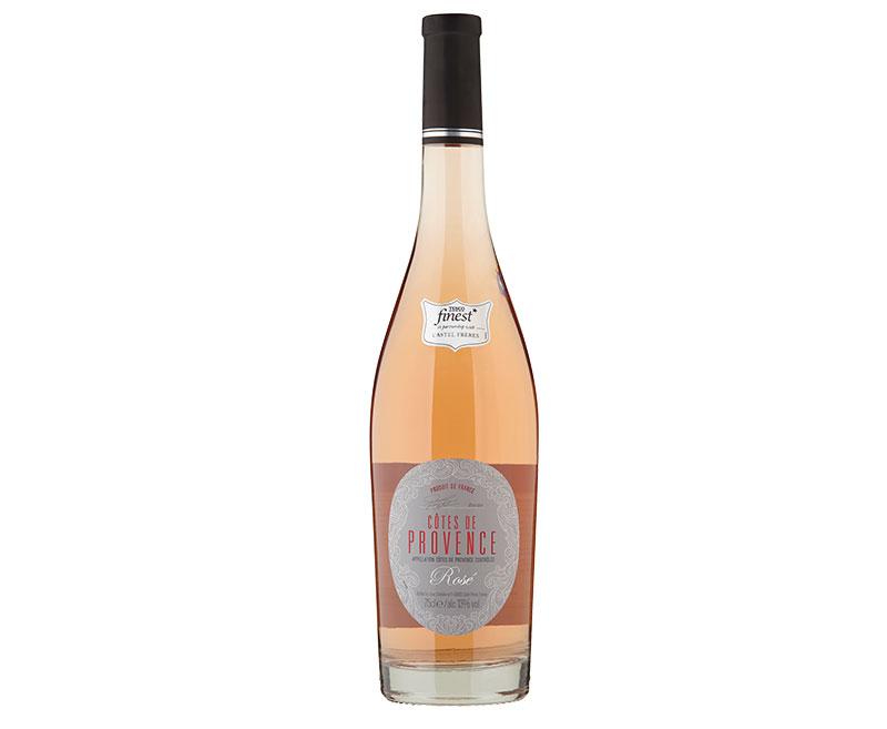 Tesco Finest Provence Rose 750ml