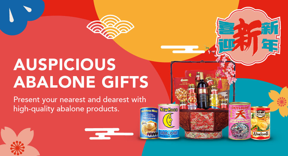 FairPrice Abalone Gifts