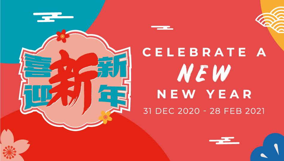 FairPrice Chinese New Year 2021