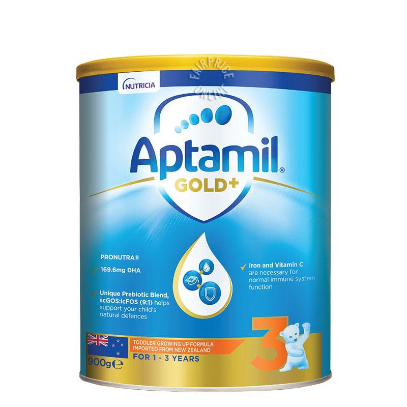 Aptamil Gold+ Toddler Growing up