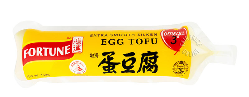 Receive a Fortune Silken Egg Tofu with every purchase of any 2 selected Fortune products.