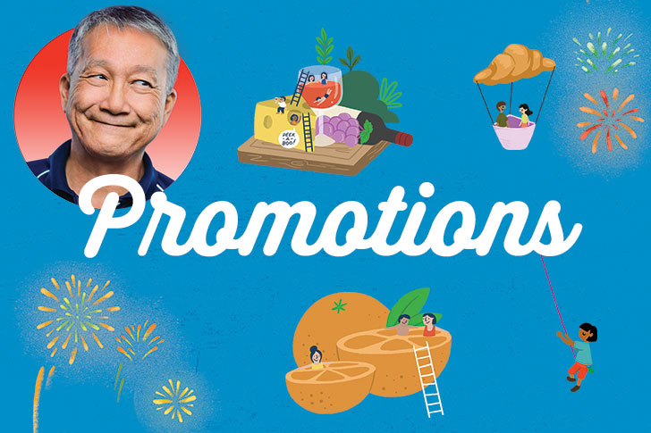 FairPrice Xtra Parkway Parade - Promotions