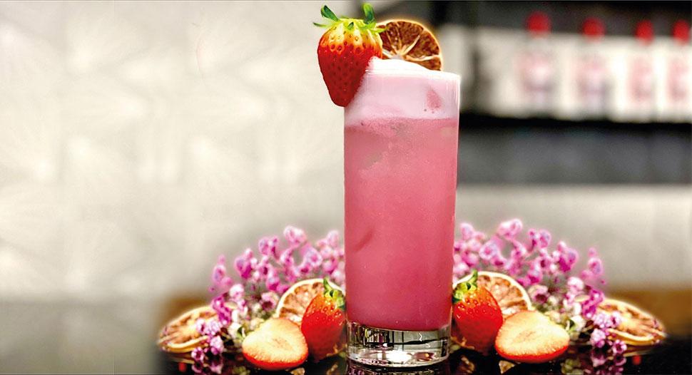 The Bar - The FairPrice Fizz Tipple