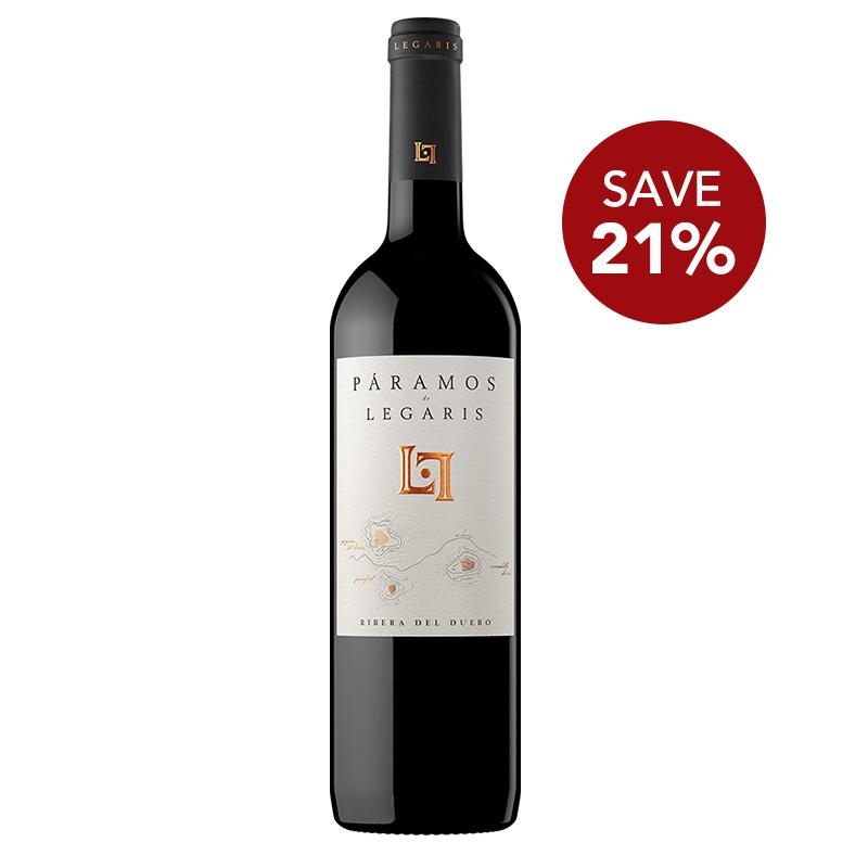 FairPrice Finest Wine Fair - PARAMOS De Legaris 2016