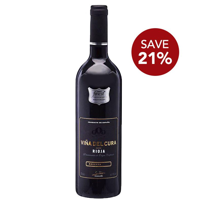 FairPrice Finest Wine Fair - TESCO Rioja Reserva