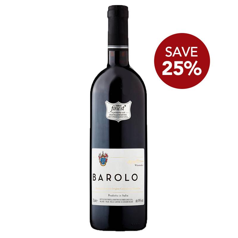 FairPrice Finest Wine Fair - TSC FINEST BAROLO DOCG