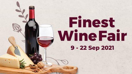 FairPrice Finest Wine Fair