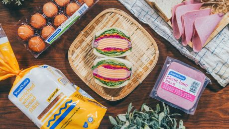 SmartChoice Awesome Sandwiches Instagram challenge