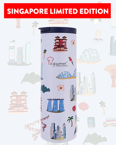 0.5L La Gourmet Tumbler - SG Limited Edition - FairPrice Loyalty Programme