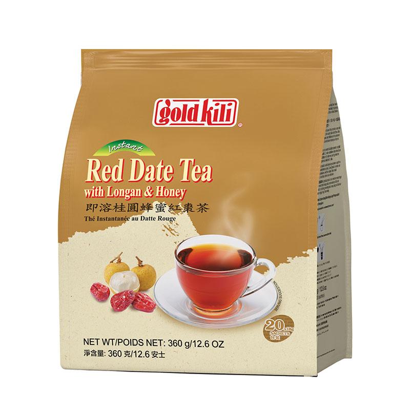 GOLD KILI Red Date Tea With Longan & Honey