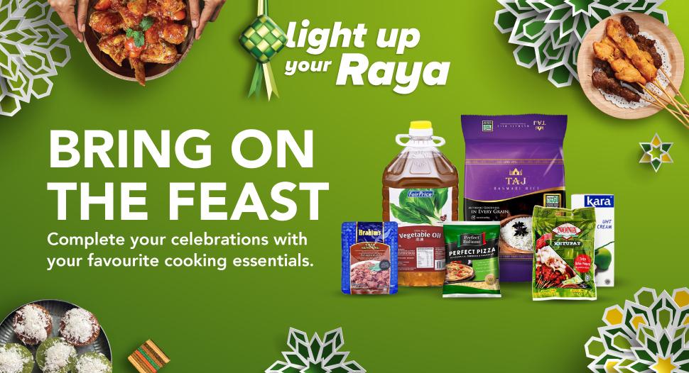 Cooking for Hari Raya