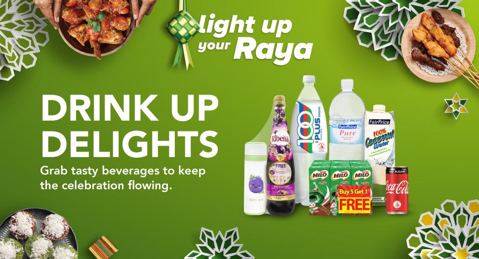 Drinks for Hari Raya