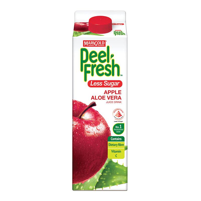 MARIGOLD Peel Fresh Juice Drink – Less Sugar/Regular