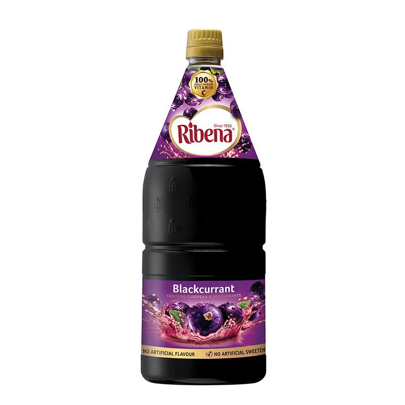 RIBENA Blackcurrant Cordial Juice - Regular