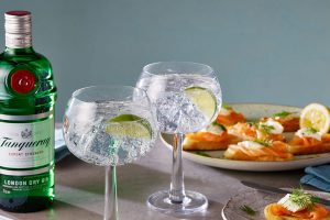 Tanqueray London Dry Gin & Tonic Recipe at FairPrice