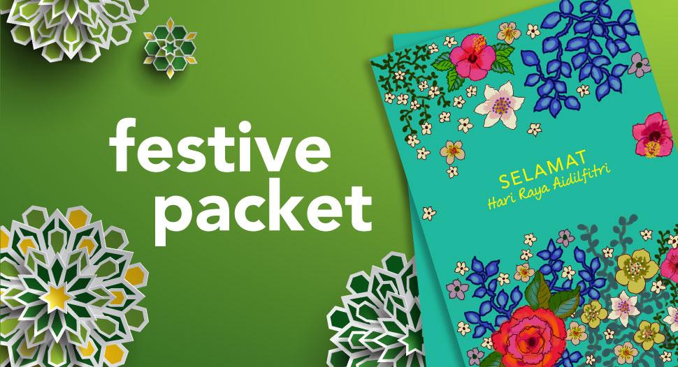 FairPrice Hari Raya Festive Packet giveaway