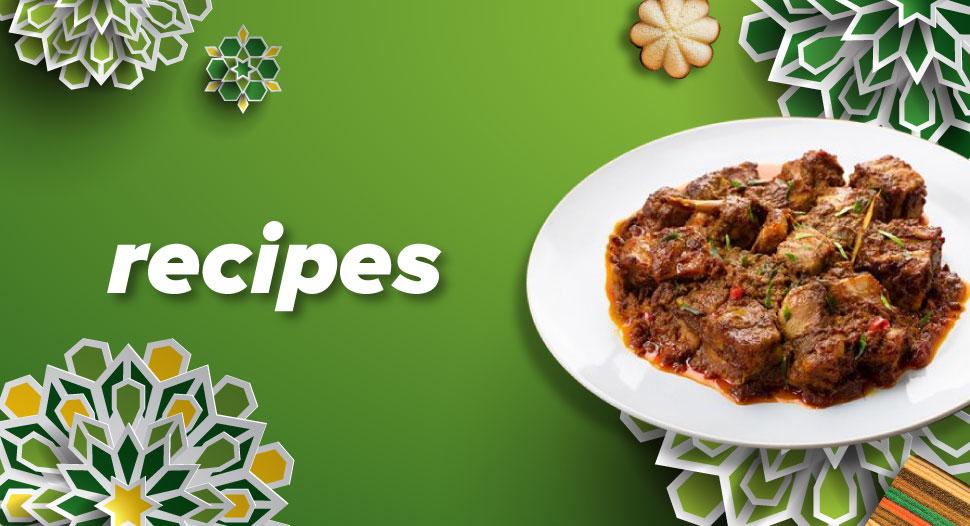 Hari Raya recipes