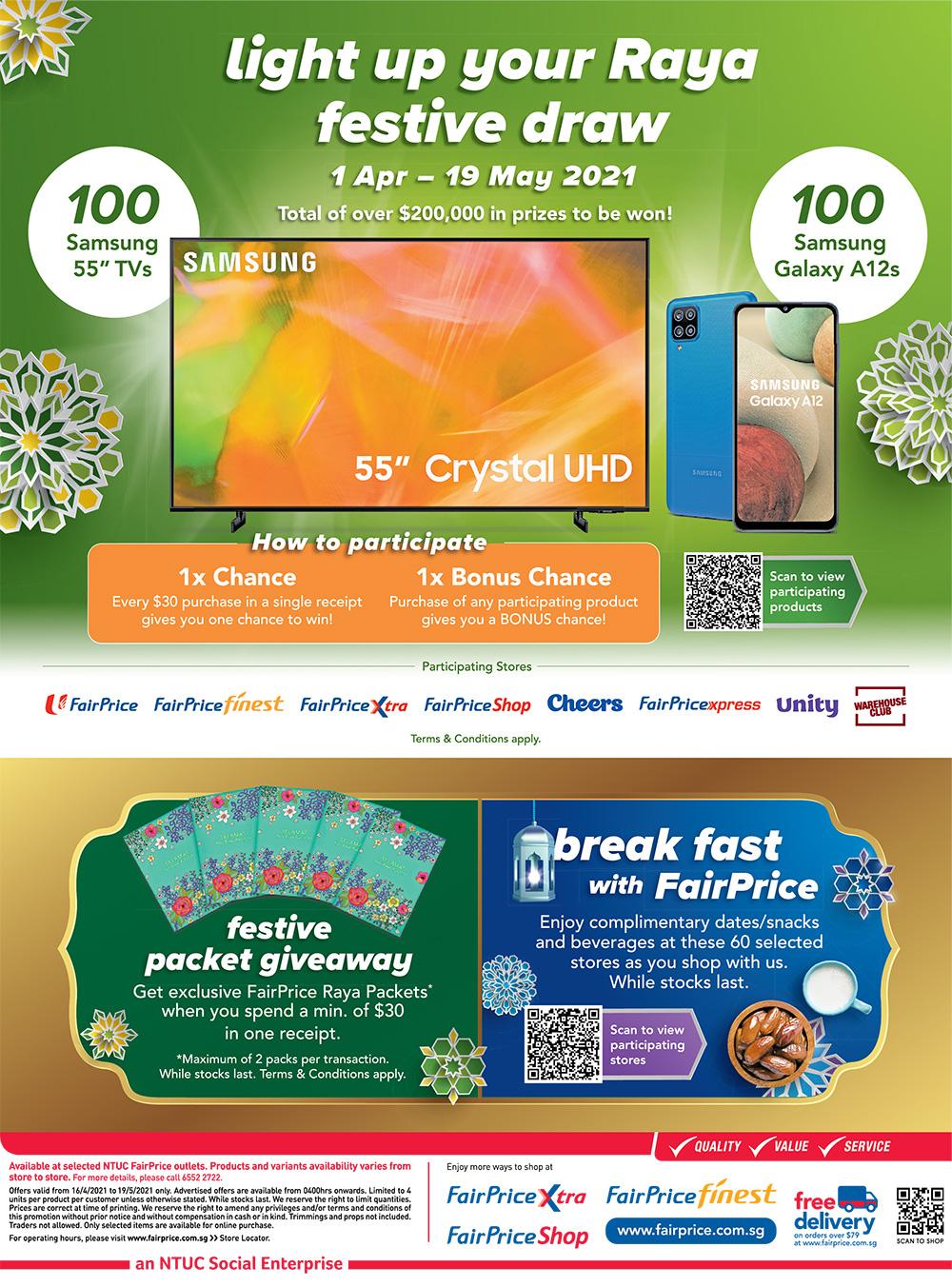 FairPrice Hari Raya Catalogue 2021 - Page 8