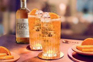Ginger Dog Cocktail Recipe