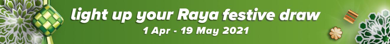 FairPrice Hari Raya Festive Draw