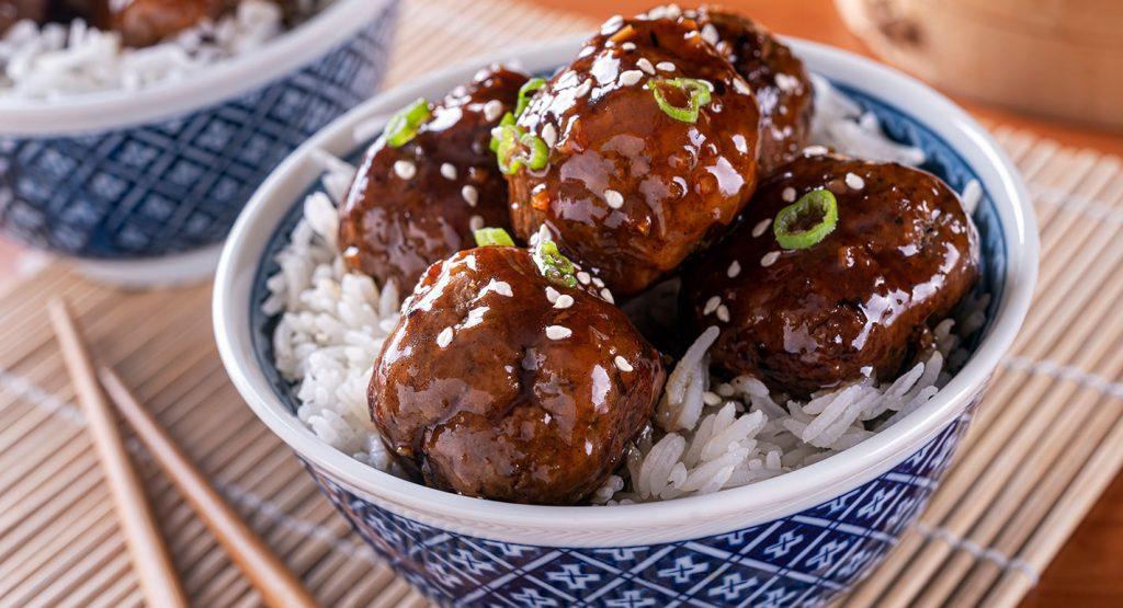 Honey Garlic Meatball Recipe