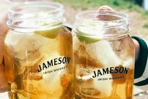 Jameson Irish Whiskey with A&W Sarsaparilla