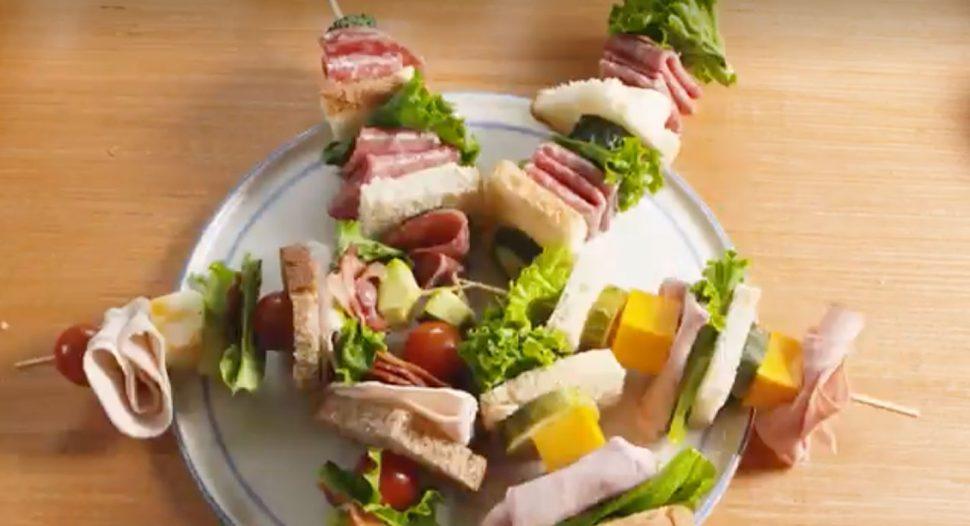 Lunch Kebabs Recipe