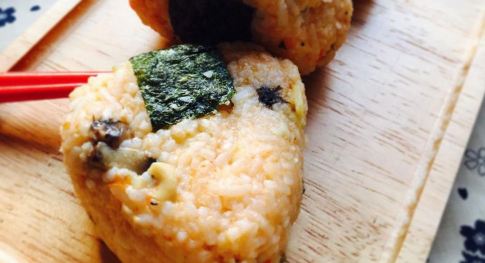 Oiishi Onigiri Recipe in 30mins