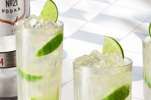 Smirnoff Soda Fruit Smash Lime Cocktail recipe