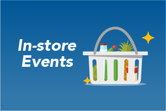 Scan & Go in-store events