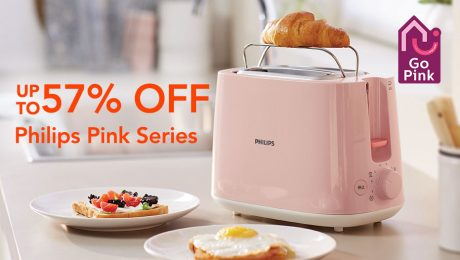 FairPrice exclusive Phillips pink series