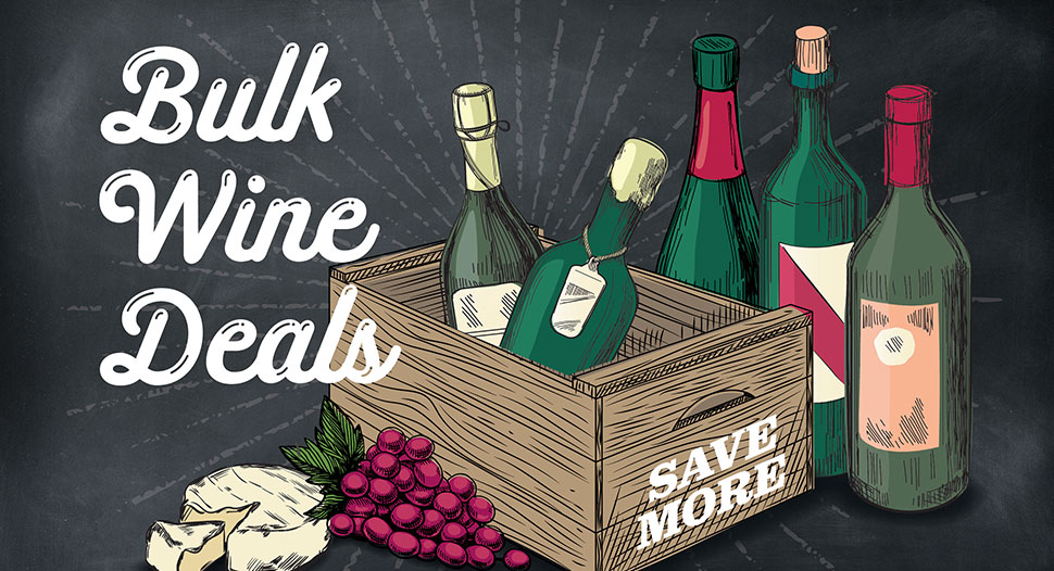 FairPrice Xtra - Enjoy greater savings at our exclusive Wine Carton Sale!