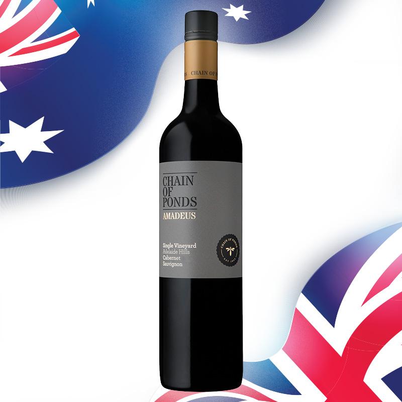 FairPrice Finest Wine - Amadeus Cabernet Sauvignon 2018