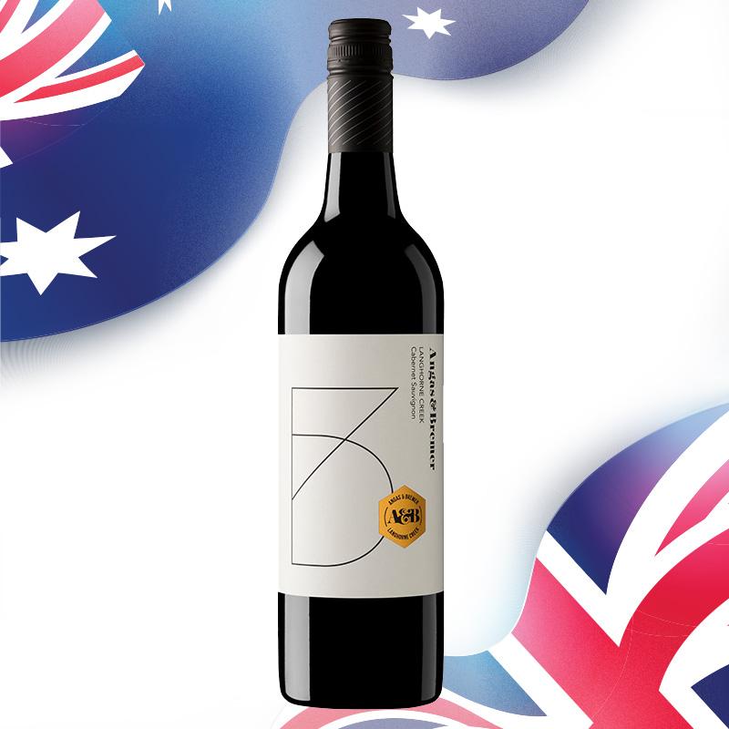 FairPrice Finest Wine - Angas & Bremer Langhorne Creek Cabernet Sauvignon 2018