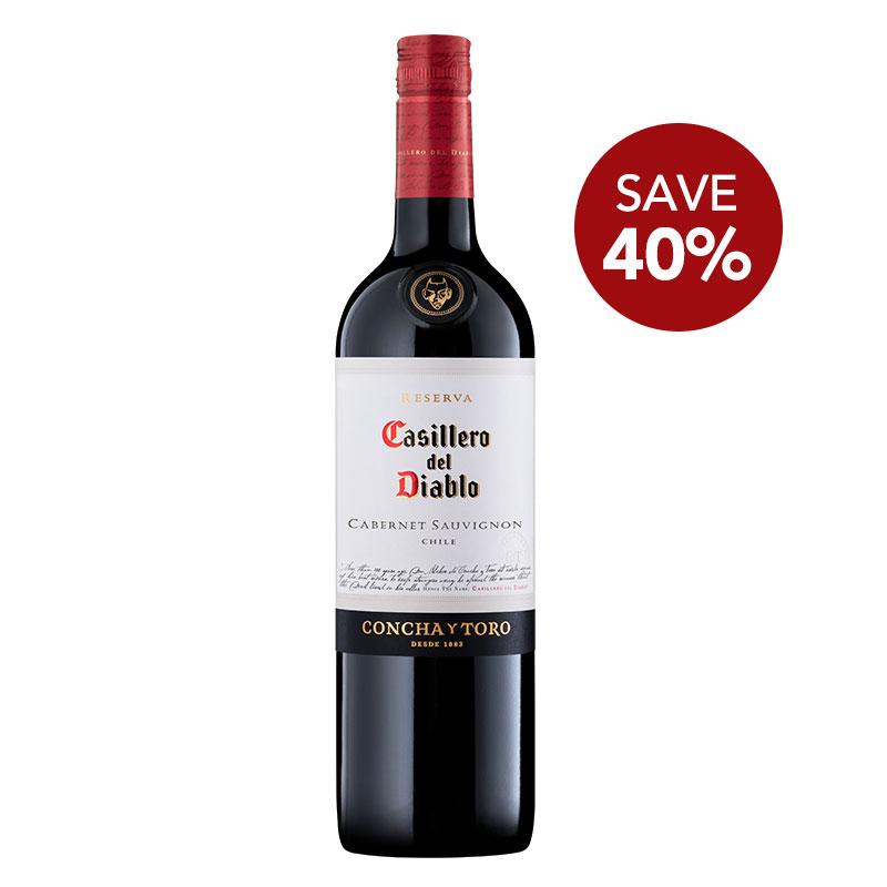 FairPrice Finest Wine Flash sale - Casillero del Diablo Cabernet Sauvignon