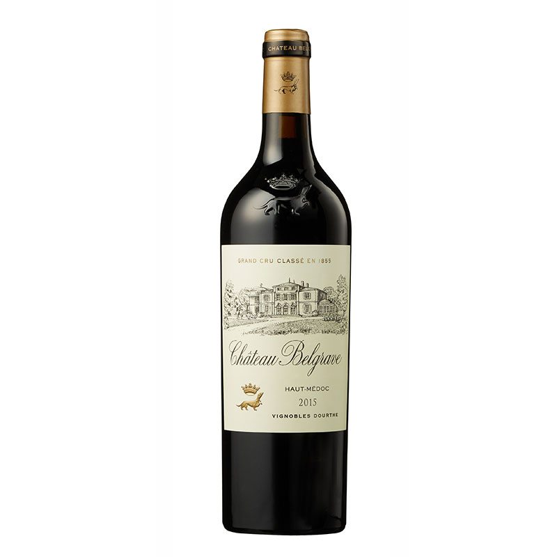 FairPrice Finest - Highly Awarded Wines - Château Belgrave 2015