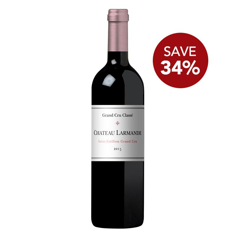 FairPrice Finest Wine Flash sale - Chateau Larmande 2015