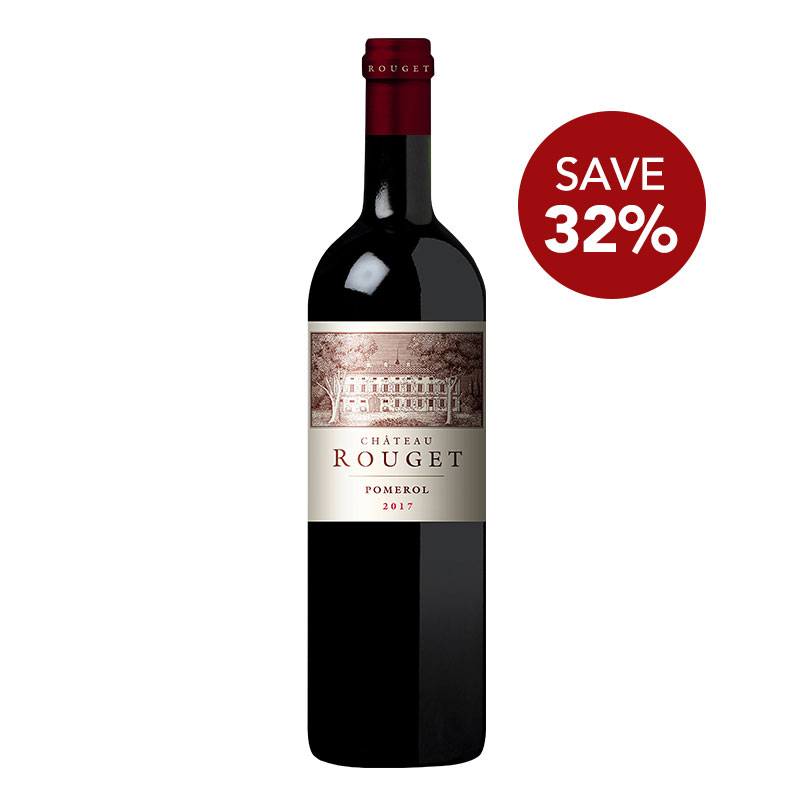 FairPrice Finest Wine Flash sale - Chateau Rouget 2017